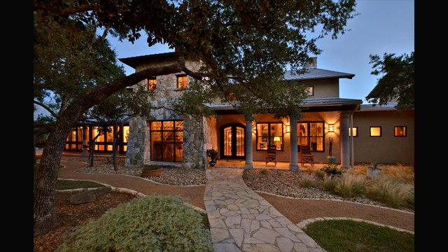 1224 River Mountain Rd-print-001-Exterior Front Twilight 01 s-3698x2449-300dpi